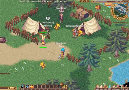 Serenia Fantasy Screenshot 3