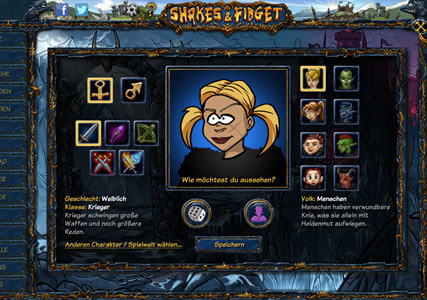 Shakes & Fidget Screenshot 3