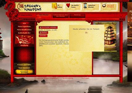 Shogun Kingdoms Screenshot 1