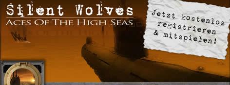 Silent Wolves teaser