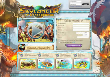 Skylancer Screenshot 0