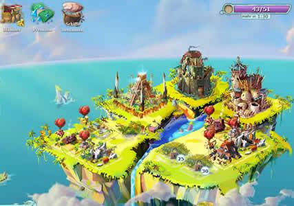 Skylancer Screenshot 2