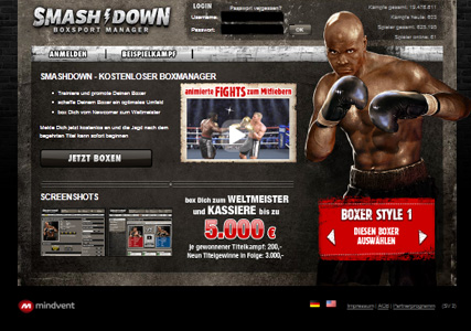Smashdown Screenshot 0
