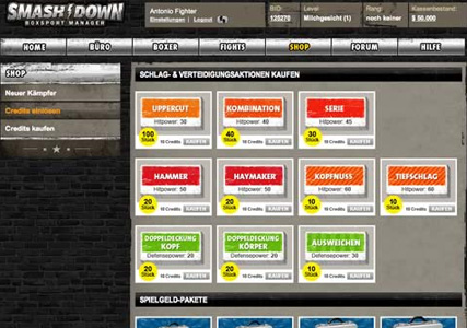 Smashdown Screenshot 3