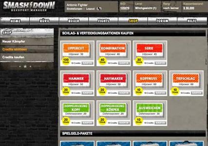Smashdown Screenshot 3