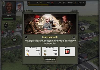 Soldatenspiel Screenshot 1