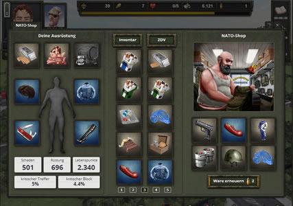 Soldatenspiel Screenshot 3