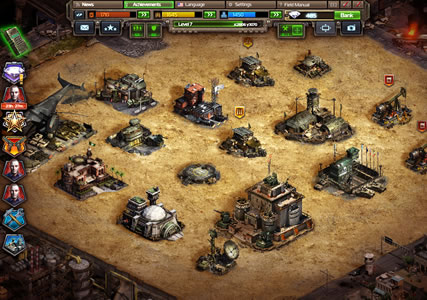 Soldiers Inc. Screenshot 1