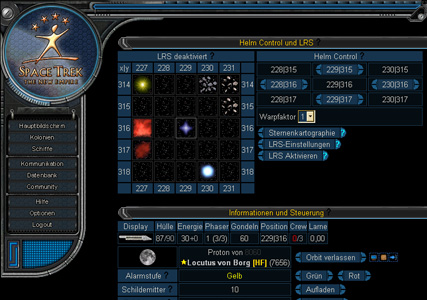 Space Trek the New Empire Screenshot 1