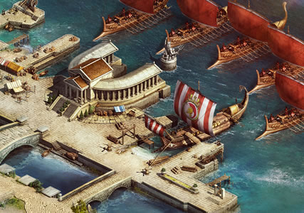 Sparta – War of Empires Screenshot 1