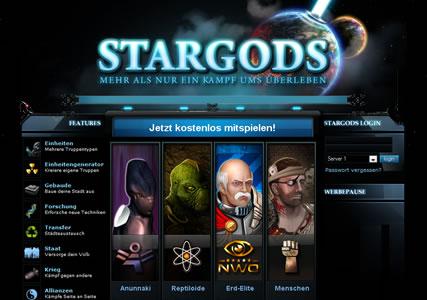 Stargods Screenshot 0