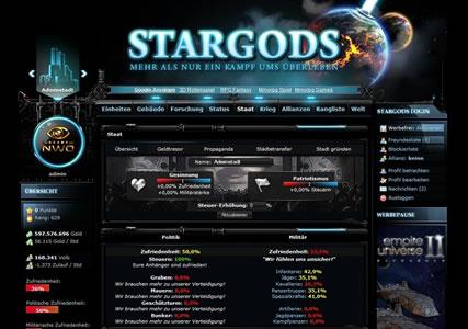 Stargods Screenshot 1