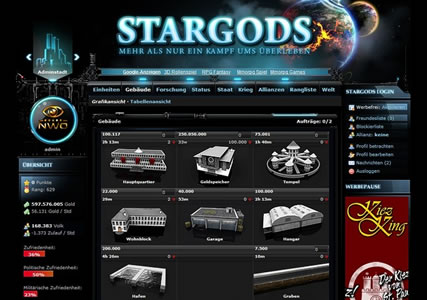 Stargods Screenshot 2