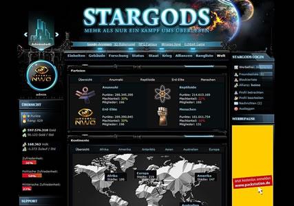 Stargods Screenshot 3