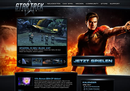 Star Trek Online Screenshot 0