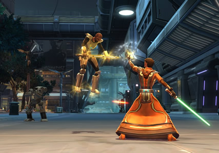 Star Wars: The Old Republic Screenshot 2