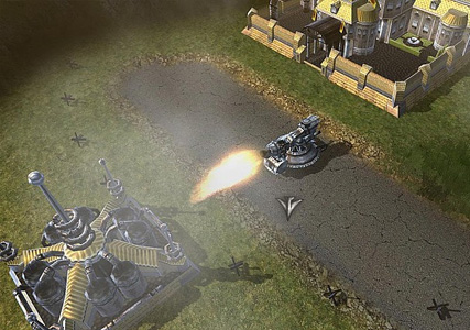 Steel Legions Screenshot 2