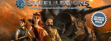 Steel Legions teaser