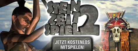 Steinzeitspiel 2 teaser