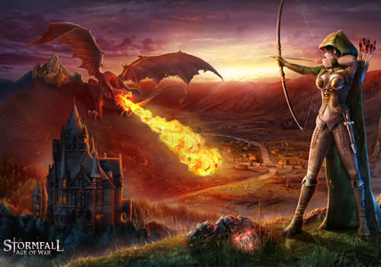 Stormfall – Age of War Screenshot 0