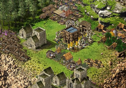 Stronghold Browsergame