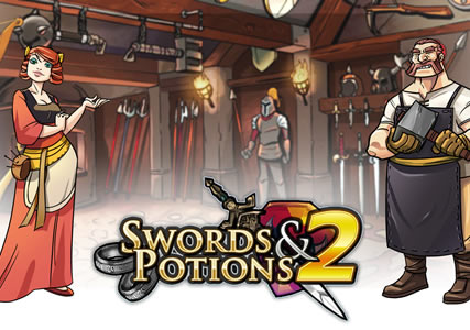 Swords & Potions 2 Screenshot 0