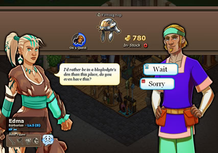 Swords & Potions 2 Screenshot 1