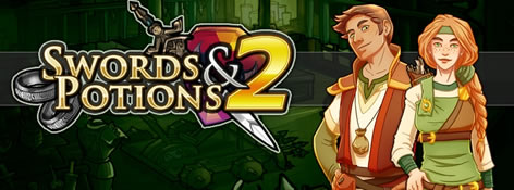 Swords & Potions 2 teaser