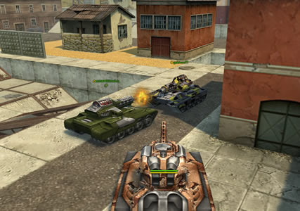 Tanki Online Screenshot 1
