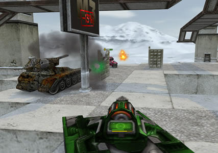 Tanki Online Screenshot 2