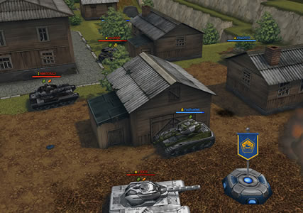 Tanki Online Screenshot 3