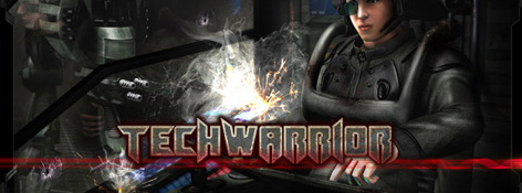 TechWarrior teaser