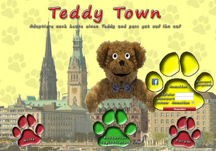 Teddy Town Screenshot 0