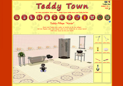 Teddy Town Screenshot 1