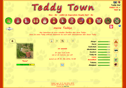 Teddy Town Screenshot 2