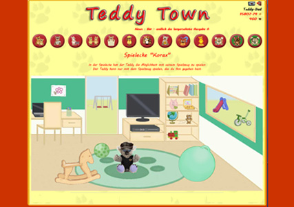 Teddy Town Screenshot 3