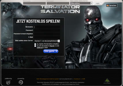Terminator Salvation Screenshot 0