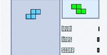 Tetris thumb