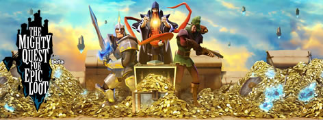 The Mighty Quest for Epic Loot teaser