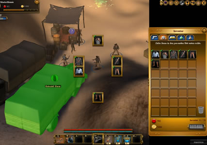 The Mummy Online Screenshot 2