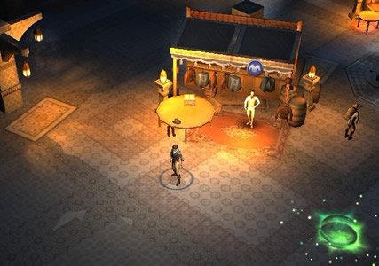 The Mummy Online Screenshot 3
