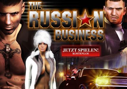 The Russian Business Screenshot 0