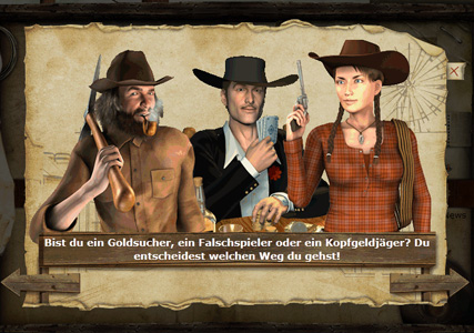 The West Screenshot 3