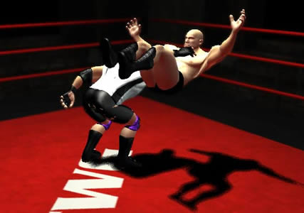 The Wrestling Game Screenshot 3