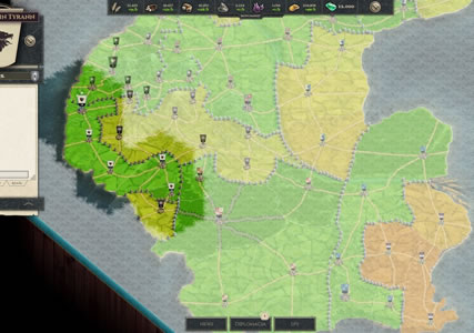 Thirty Kingdoms Screenshot 1