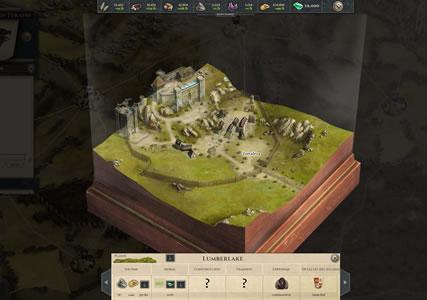 Thirty Kingdoms Screenshot 2