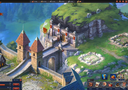 Throne: Kingdom at War Screenshot 2