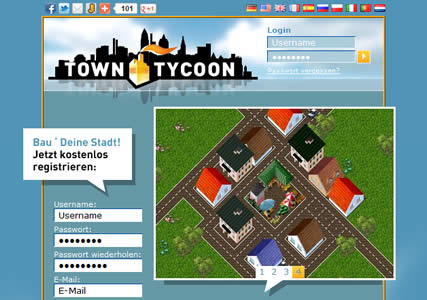 Town Tycoon Screenshot 0
