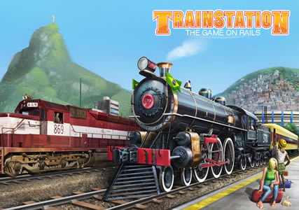 TrainStation Screenshot 0