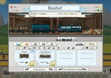 TrainStation Screenshot 3